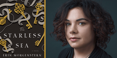 Erin Morgenstern | The Starless Sea