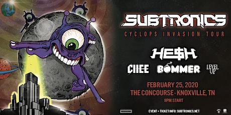 Subtronics: Cyclops Invasion Tour tickets