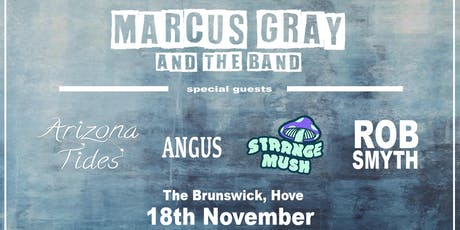 Marcus Gray - Plus special guests. tickets