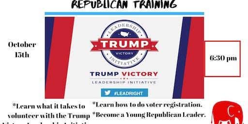 Republican TVLI Training