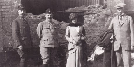 Edith Wharton and The Great War tickets
