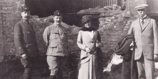 Edith Wharton and The Great War