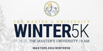 The Master's University Winter 5K
