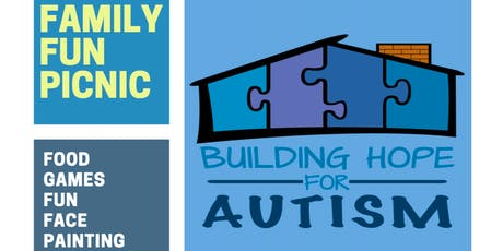 Building Hope for Autism Family Picnic tickets