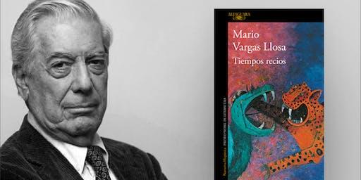 Una noche con Mario Vargas Llosa en conversación con Jorge Ramos