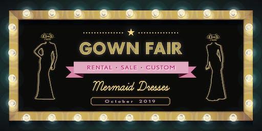 Gown Fair 2019 - Mermaid Dresses