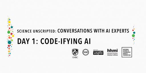 Science Unscripted: Code-ifying AI