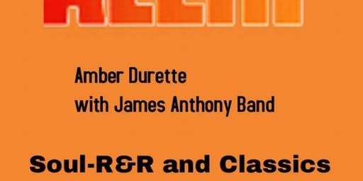 James Antony & Amber Durette Band - Burlington's Concert Stage