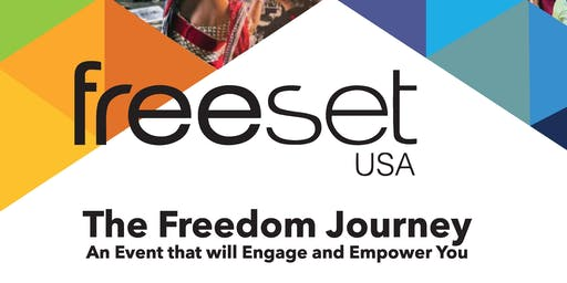 The Freedom Journey: An Event that will Engage and Empower You (DC)
