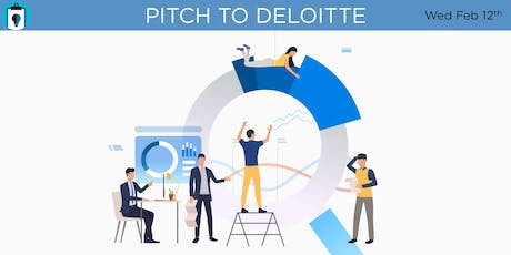PITCH TO DELOITTE tickets