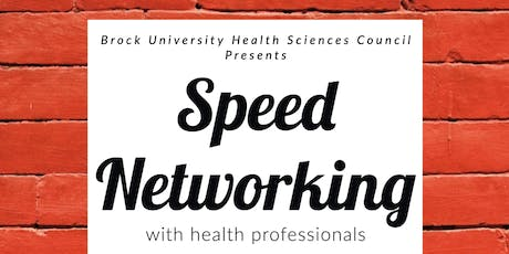 HLSC Council's Speed Networking 2019 tickets