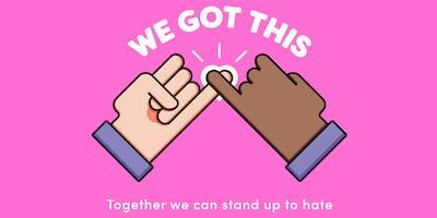 Hate Crime Awareness Workshop-Victim Support
