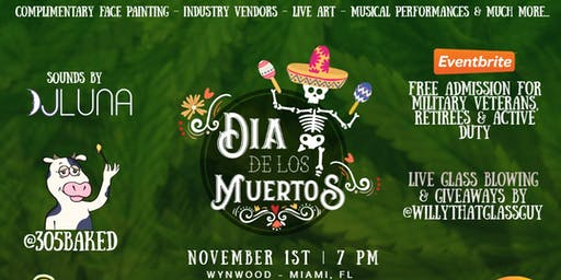 Dia de los Muertos Wynwood / Day of the Dead Wynwood