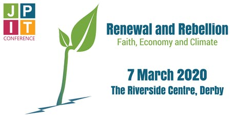 Renewal and Rebellion: Faith, Economy and Climate tickets