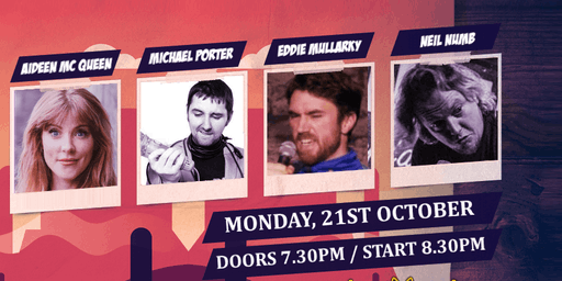CHAOS COMEDY CLUB presents: THE GOOD, THE BAD & THE IRISH