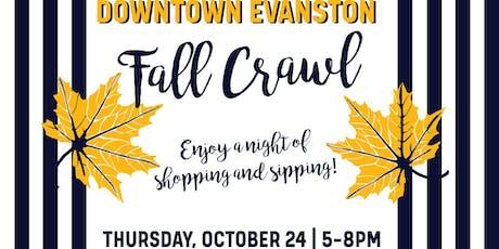Downtown Evanston Fall Crawl tickets