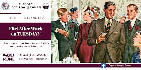 Flirt After Work on Tuesday Aperitif tickets