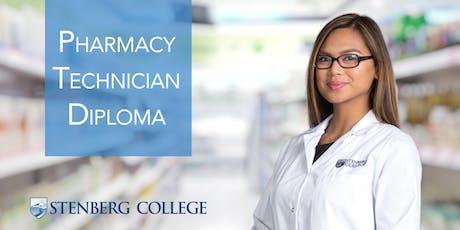 Free Pharmacy Technician Info Session (Nanaimo): October 29 tickets