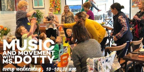 Music and Movement with Ms. Dotty tickets