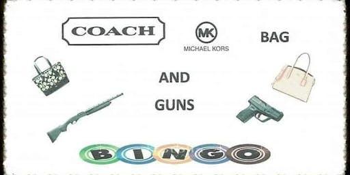 Purse & Gun Bingo