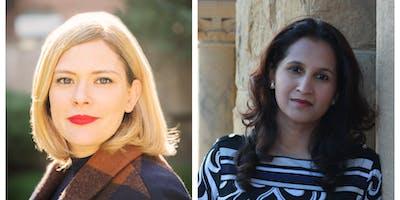 Susannah Cahalan with Dr. Shaili Jain