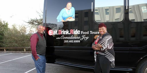 Lee Thrash Eat Drink Ride Food Tour