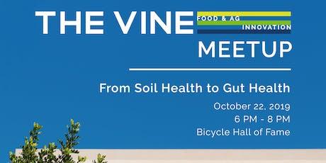 From Soil Health to Gut Health: Yolo and Davis Innovation Lightning Talks tickets