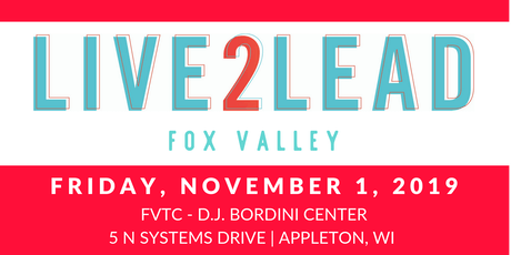 LIVE2LEAD - FOX VALLEY tickets