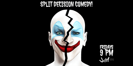 Split Decision Improv Comedy tickets