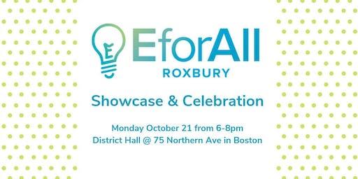 Showcase & Celebration