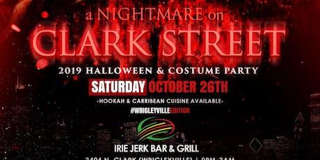 A NIGHTMARE ON CLARK STREET : HALLOWEEN & COSTUME PARTY tickets