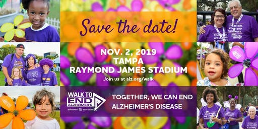 Walk to End Alzheimer's Tampa