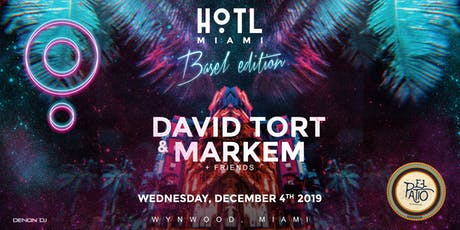 HoTL Miami (Art Basel Edition) tickets
