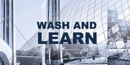 abc Window Cleaning WaterFed Wash and Learn Demo- Maryland & DC Area