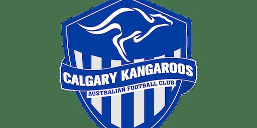 2019 Calgary Kangaroos and Kookaburras Presentation Night