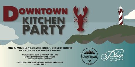 Downtown Kitchen Party tickets