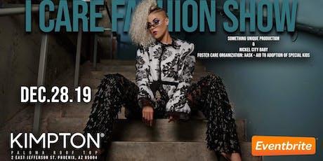 ICare Fashion Show 2.0 tickets