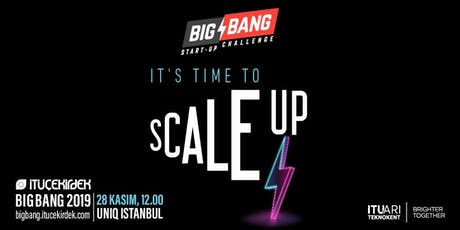 Big Bang Startup Challenge 2019 tickets