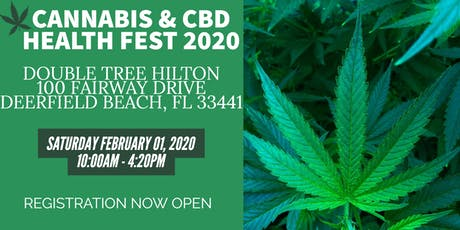 Cannabis & CBD Wellness Expo 2020 tickets