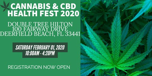 Cannabis and CBD Wellness Expo 2020