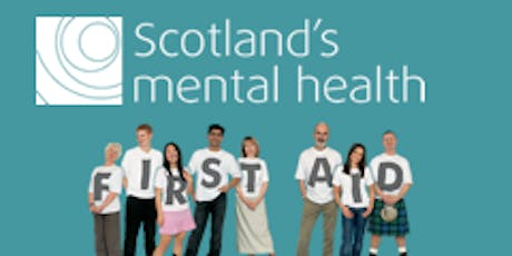 Scottish Mental Health First Aid: 2 day accredited course, Buckie. Fridays 6th & 13th December tickets