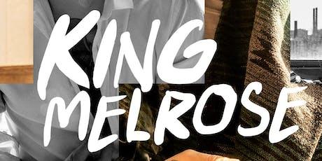 """KING MELROSE - LANCEMENT DE SON """"TROI3IÈME ALBUM"""" billets"""