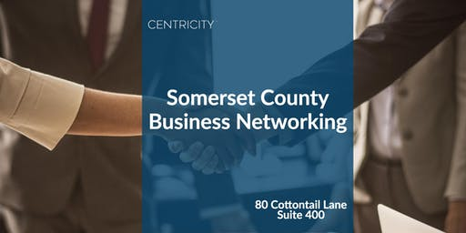 Networking Group - Somerset County Professionals