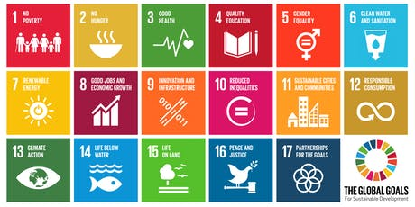 SDG Seminar Series: Goal 9: Industry, Innovation and Infrastructure tickets
