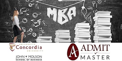 Free GMAT Verbal + MBA Admissions Workshop (Montreal)