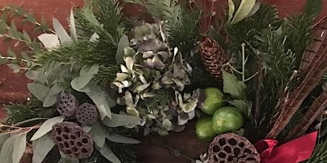Wonderful Wreath Workshop 3 tickets