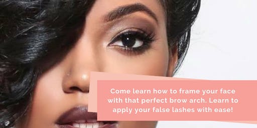 ALL ABOUT BROWS AND LASHES