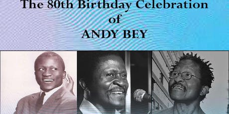 Celestial Being: The 80th Birthday Concert Celebrating Andy Bey tickets