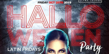 Friday Halloween Party tickets