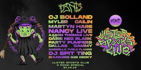 DSNT x USC: CJ Bolland, Myler, Cailin, Nancy Live + more tickets